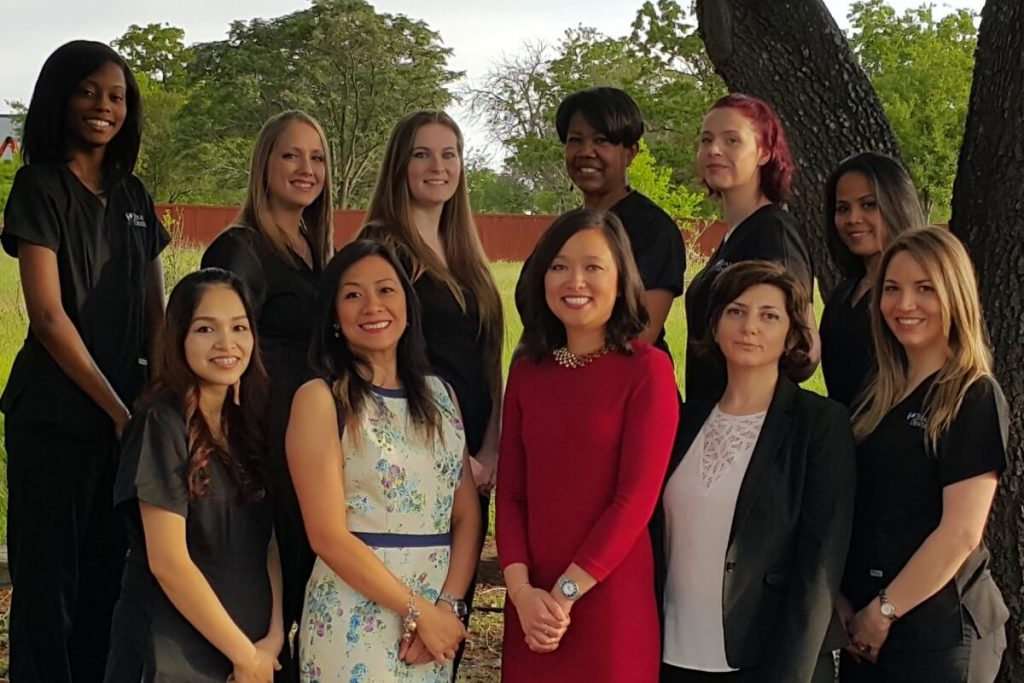 Texas Dental Assisting School Class Photo